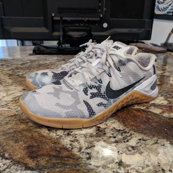 Nike Shoes | Nike Metcon 4s White Camo